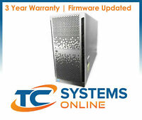 HP Proliant ML350P Gen8 G8 8Core Server options up to 72GB | up to 5.4TB Space