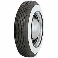 Coker Tire 54667 Coker Classic Wide Whitewall Bias Ply Tire