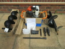 More details for horti power 82cc earth auger/post hole digger in excellent condition