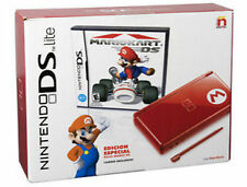 DS Lite PAL Video Game Consoles with Wi-Fi Capability