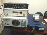 Time Bandwidth Duetto 5W Picosecond Laser W/ Accessories & Manuals -Functional