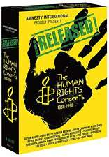 New: RELEASED - The Human Rights Concerts 1986-1998 (Springsteen/U2) 6-DVD Box S