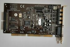 Terratec Profimedia Gold 16/96 ISA Soundkarte (ESS ES1868F, 1996)