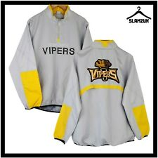 More details for newcastle vipers ice hockey training kit small track top no zipper jacket eihl