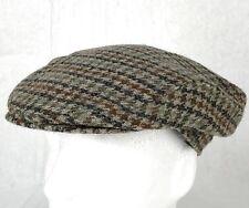 A Zareba Poland Flat Driving Cap CYKLISTÓWKA Newsboy Cabbie Wool Adult Small