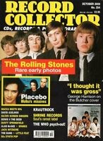 Record Collector Magazine Issue 255 November 2000 - Freddie Mercury - The Who