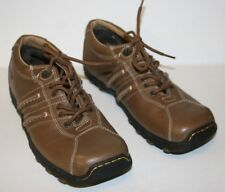 Pre-Worn Unisex Doc Martens Brown 8A99 Lace-Up Athleisure Shoes UK 5, M 6, W 7