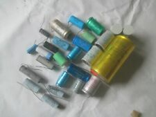 More details for lot vintage nos capacitors valve radios amplifiers lcr knb mkp lorlin itt daly