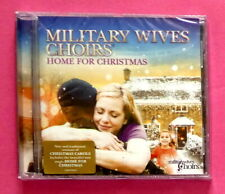 The Military Wives Choir : Home for Christmas CD (2016) new and sealed