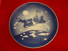 2001 Millenium Plate by Royal Copenhagen