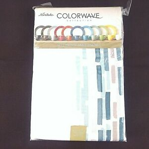 Noritake Tablecloth Colorwave Collection Spill Proof 60 X 120 T5019 Milo Blue