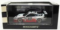 Minichamps 1/43 Scale Model Car 400 016943 - Porsche 911 GT3 R Daytona 24h 2001