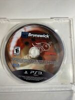 Brunswick Pro Bowling PlayStation 3 PS3 Kids Game For Move DISC ONLY