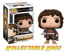 Funko Pop Vinyl Lord of The Rings Frodo Baggins Model Collectible Figure No 444