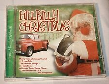 New Hillbilly Christmas CD Tex Ritter Eddy Arnold Ernest Tubb Homer & Jethro