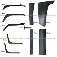 Top and Bottom Cabin & Extensions Fairing w/ Mounting Brackets RH FIt: Volvo VNL
