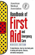 Handbook of First Aid and Emergency Care-ExLibrary