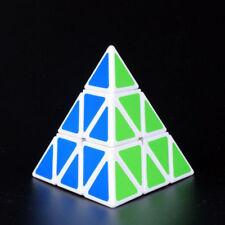 Pyramid Speed Cube 3x3, Triangle Magic Cube Puzzle Brain Teaser Toys