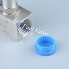 High pressure needle valve 1/2