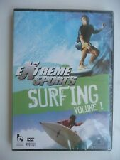 Extreme Sports - Surfing Volume 1 (DVD, 2007) Quiksilver Pro, New and Sealed