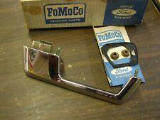 NOS OEM Ford 1966 Galaxie 4 Door Rear Handle + Station Wagon 500 XL LTD RH