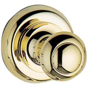 Delta 73035-PB Innovations Robe Hook Polished Brass NIB