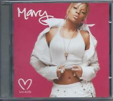 Mary J. Blige - Love & Life + 2 UK Bonus Tracks (CD 2003) NEW