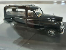 Oxford Diecast Aph001 Austin Princess Hearse Black