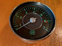 Porsche 912 Tachometer Tach 90274130201 11.65 date VDO 1965 1966 1967 nos
