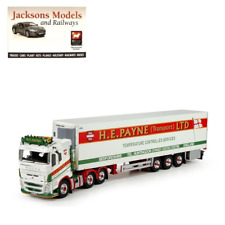 Tekno 71135 Volvo FH04 with Reefer Semi Trailer HE Payne 1:50 Scale