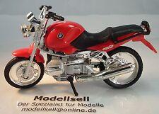 BMW R1100R in scala di misura 1:18 von Welly Modello Motocicletta