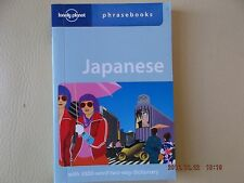 LONELY PLANET-JAPANESE PHEASEBOOKS