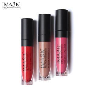 Imagic Makeup Lip Matte Lipstick Gloss Pencil Long Lasting Waterproof Liquid