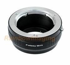 Minolta MD Rokkor Lens to Fuji Fujifilm X-Pro2 X-E3 X-T1 X-T2 X-H1 X-T3 Adapter