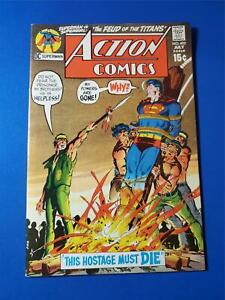 Action Comics #402 White Pages F/VF