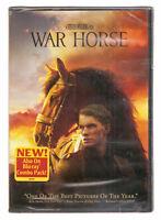 War Horse (DVD, 2012) New Sealed Free Ship #0321FJ