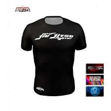 HighType Jiu Jitsu Fighter Light Rash Guard MMA BJJ Fightwear Compression