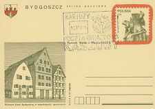 Poland postmark KARTUZY - roadshow post