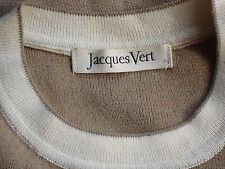 JACQUES VERT EuropeanDesignerSmart50%WoolBlend SizeS