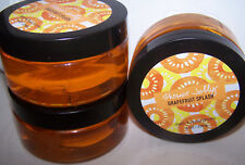 Lot of 3 Bath & Body Works Grapefruit Splash Shower Jelly - Mandarin Pear Basil