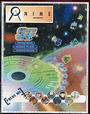 ANIME-Enciclopedia Multimediale FANTASCIENZA in CD-ROM-DUE EMME PUBLISHING