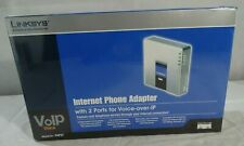 Linksys Cisco System Phone Adapter 2 Ports, Model PAP2, NEW in SEALED Box