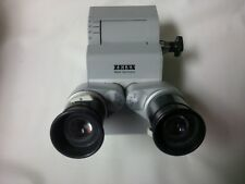 CARL ZEISS Optic Head  0-60 Surgical Microscope f=160 T* 12.5 '' miami ''