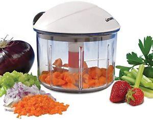 NEW Starfrit Swizzz Prozzz Food Chopper The Cutting Revolution SP 20