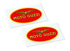 MOTO GUZZI Classic Retro Car Motorcycle Decals Stickers