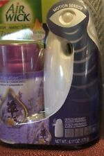 Air Wick FRESH MATIC RELAXATION LAVENDER CHAMOMIL I Motion Sensor Automatic Spay