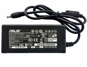 ASUS 19V 3.42A AD883220 X551MA X551CA X555L LAPTOP CHARGER & UK POWER CABLE