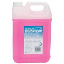 QTX Light High Quality Smoke Fluid 5 Litre DJ Disco Party Smoke Fluid Liquid 5L