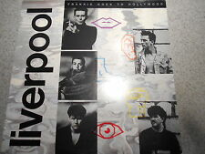 FRANKIE GOES TO HOLLYWOOD LIVERPOOL     LP   453