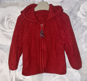 Boys Age 9-12 Months - M&S Hooded Zip Up Jumper
